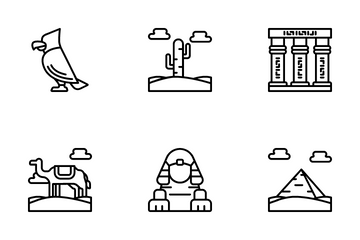 Egypt Icon Pack