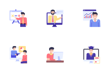 ELearning Icon Pack