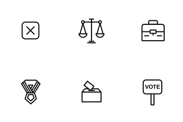 Election Icon Pack