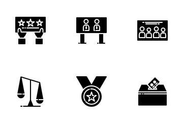 Election Day Icon Pack