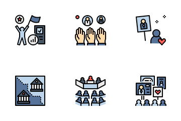 Election World Icon Pack
