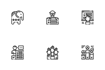 Elections Icon Pack