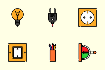 Electric Icon Pack