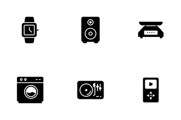 Electricity Icon Pack