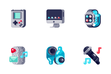 Electronic Icon Pack