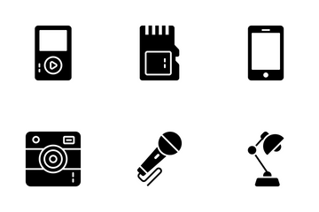 Electronic And Aplliances Icon Pack