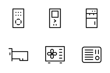 Electronic Icons Icon Pack