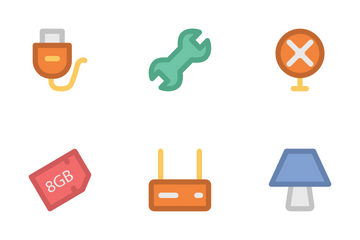 Electronics 3 Icon Pack