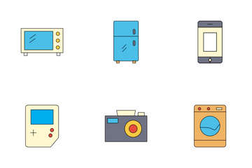 Electronics Icon Pack