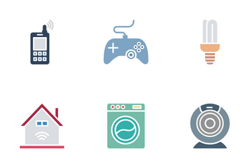 Electronics And Devices Icon Pack