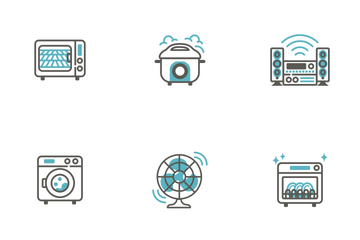 Electronics Device Icon Pack