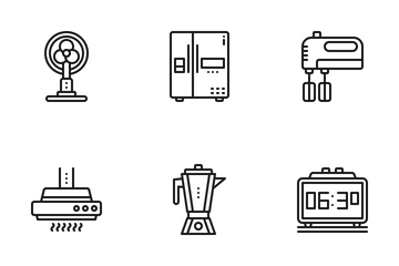 Electronics & Devices Icon Pack