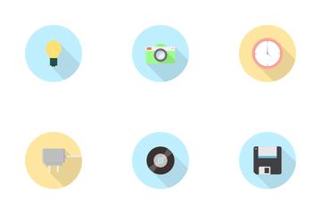 Electronics Icon Icon Pack