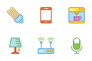 Electronics Vol 2 Icon Pack
