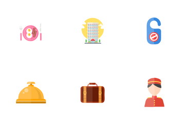 Element Hotel Icon Icon Pack