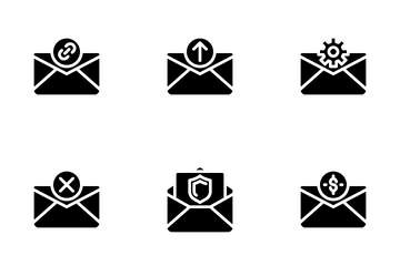 Email Icon Pack