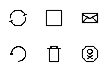 Email UI Icon Pack