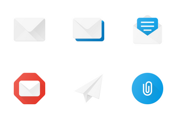 Emails Icon Pack