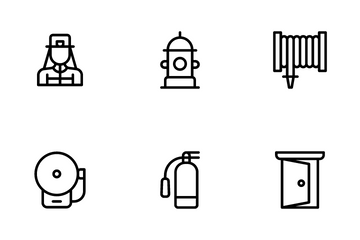 Emergencies Icon Pack