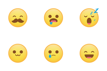 Emoji Cute Icon Pack