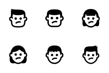 Emoji Emotion Icon Pack