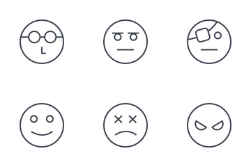 Emoji Face Icon Pack