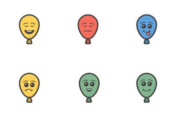 Emoji Icons Icon Pack
