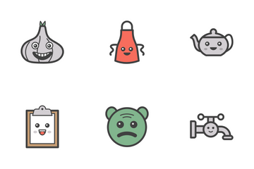 Emoji Icons Icon Pack