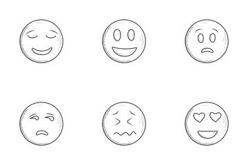 Emoji Pack 2 Icon Pack