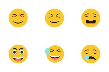 Emoji Pack 5 Icon Pack