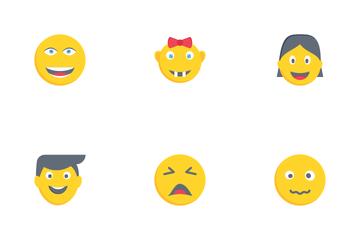 Emoji Smiley Icon Pack
