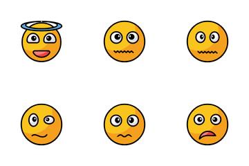 Emoji Vol 1 Icon Pack