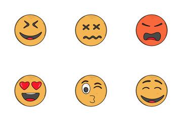 Emoji Vol 2 Icon Pack