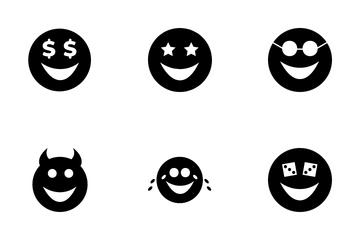 Emojis Icon Pack