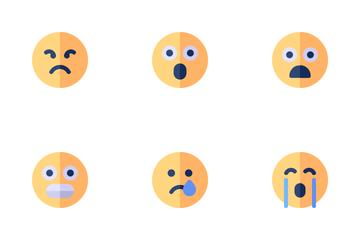 Emoticon Icon Pack