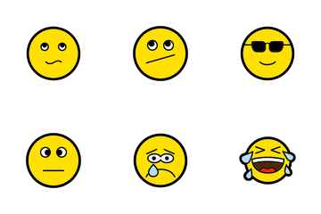 Emoticons-1 Icon Pack