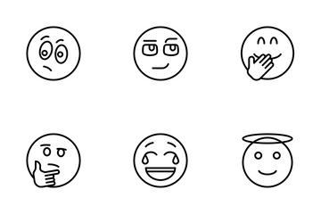 Emoticons Icon Pack