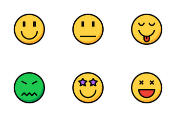 Emotion Icon Pack