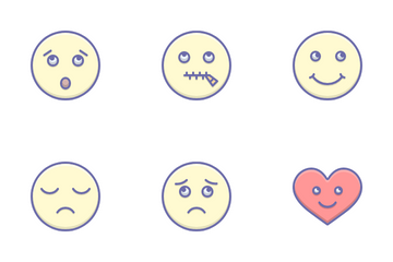 Emotions Icon Pack