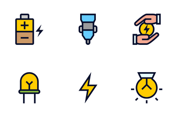 Energy Icon Pack