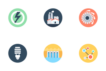 Energy And Power 2 Icon Pack