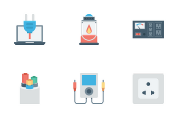Energy And Power Vol 1 Icon Pack
