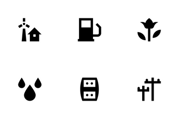 Energy And Power Vol 2 Icon Pack