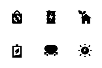 Energy And Power Vol 3 Icon Pack