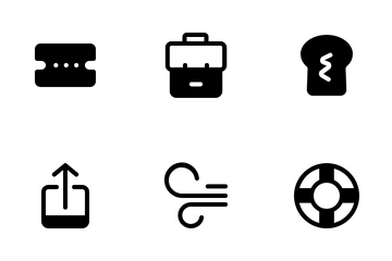 Enterprice Glyph Icon Pack
