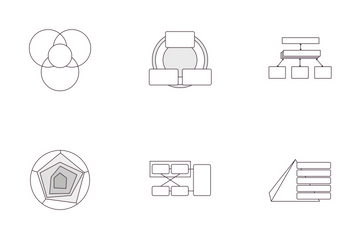 Enterprise Architecture - TOGAF Preliminary Phase Icon Pack