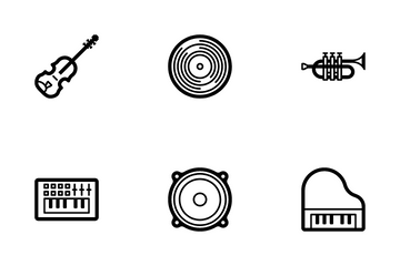 Entertainment Icon Pack