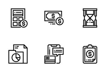 Entrepreneur Icon Pack