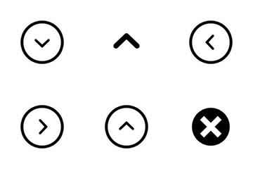 Entypo+ Vol 3 Icon Pack