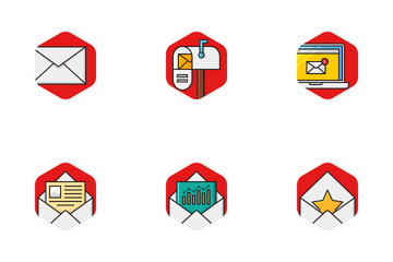 Envelope Icon Pack